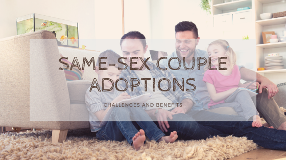 same-sex couple adoptions