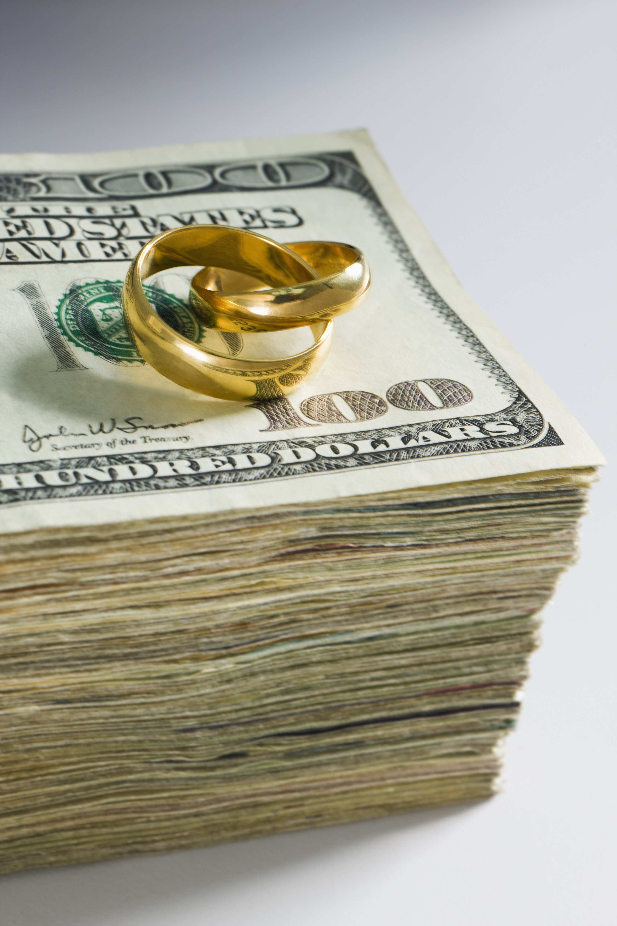 different costs of divorce