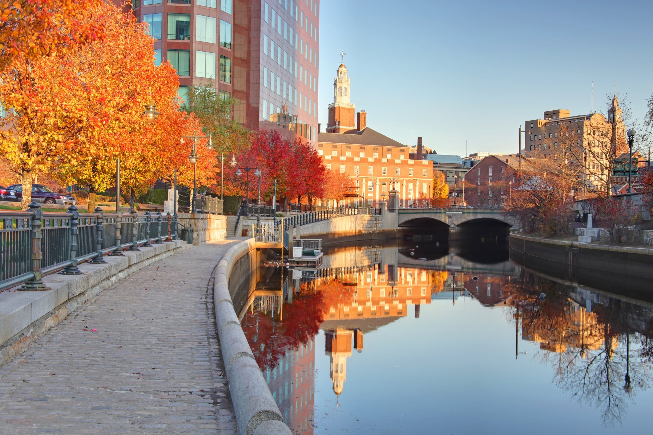Safest Cities in Rhode Island