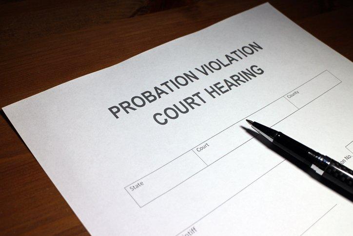Probation Violation in Rhode Island