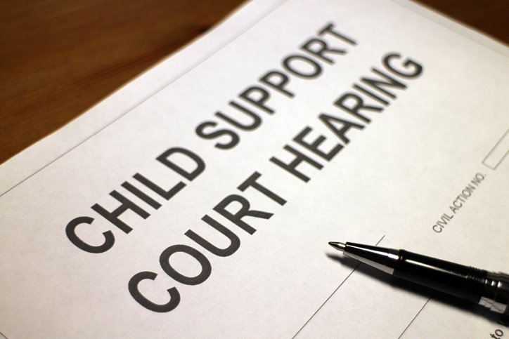 Change A Child Support Order