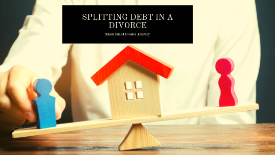 Debt in a Divorce